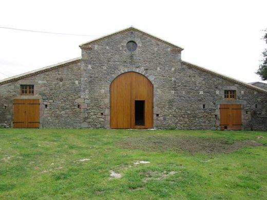 Restauration d'une grange au Longeron (49)