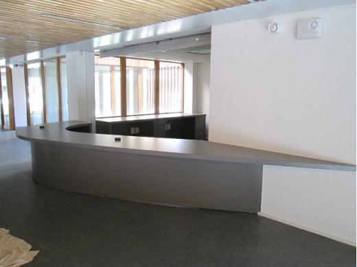 Agencement d'une mairie au CELLIER (44)