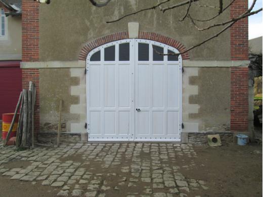 Restauration du château de Champtocé (49)