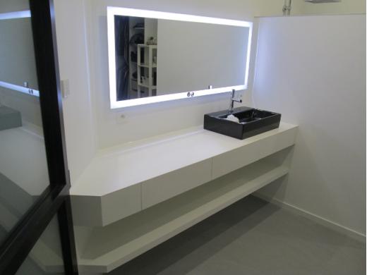 Meuble salle de bains à Angers (49)