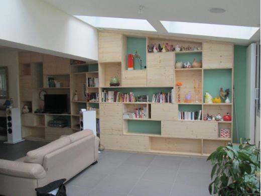 Aménagement d'un appartement à Nantes (44)