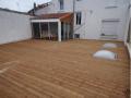 Terrasse bois à Beaupréau (49)