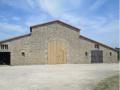 Portail de grange à Tiffauges (85)